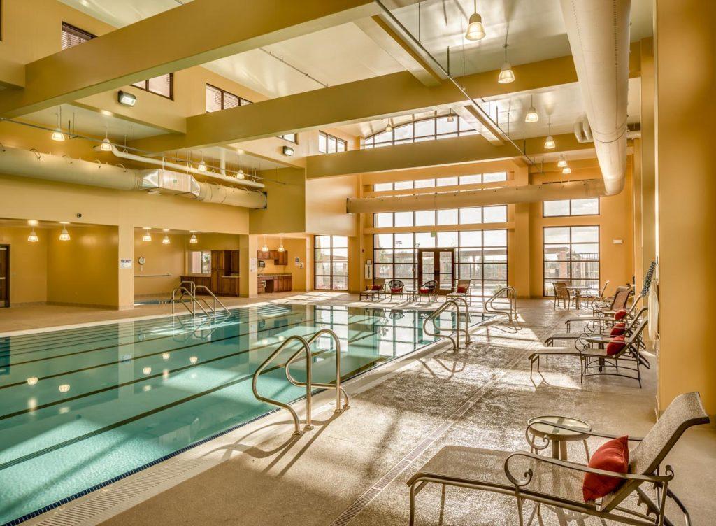 Swimming Pool at Nueva Vista