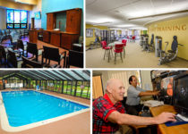 Collage of Amenities